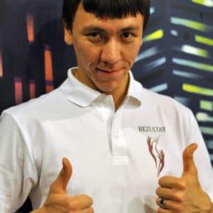 Ильяс Акбулатов